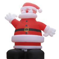 Wholesale Inflatable santa claus from china suppliers