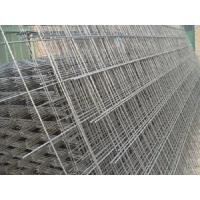 China Safety Stainless Steel Welded Wire Cloth Opening Size 3/43/85/8 1 2 on sale
