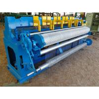 China PVC Coated Automatic Wire Mesh Welding MachineWith 80 - 120 Times / Min Welding Speed on sale