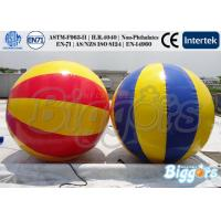Wholesale Multicolor Inflatable Beach Ball Water Game 0.88mm durable PVC For Adults and Kids from china suppliers