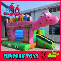 Wholesale COM-178 Children Design Inflatable Combo Slide from china suppliers