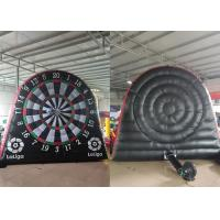 Wholesale Interesting Air Inflated Fun Games Football Dial Inflatable Dart Board from china suppliers