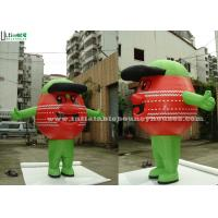 Wholesale Outdoor Advertising Inflatables Custom Inflatable Golf Ball Costume from china suppliers