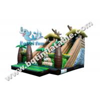 Wholesale Inflatable Jungle slide,inflatable digital printed slide,inflatable forest slide from china suppliers