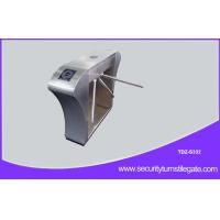 Quality Anti Corrosion Tripod Turnstile Gate Turn Stiles with Fingerprint time attendance for sale