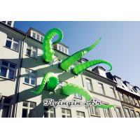 Wholesale Green Inflatable Octopus Legs for Buildings and Windows Decoration from china suppliers