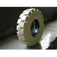 Wholesale 7.00 12 Solid Forklift Tires , Non Marking Forklift Tyres Low Rolling Resistance from china suppliers
