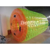 Wholesale 0.8mm PVC Material Inflatable Water Walker Roller For Pool from china suppliers