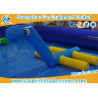Outdoor Inflatable Water Park Games Inflatable Water Toys Float Horse Water
