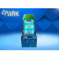 Wholesale 4 Player Coin Operated Fortune Lottery Game Machine with Big Bass Wheel from china suppliers