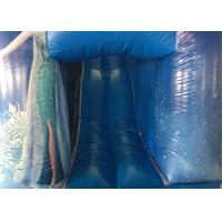 Quality Yard Inflatable Bouncy Jumping Castles With Zipper Outlets To Deflate The for sale
