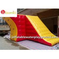 Wholesale Customized Inflatable Blob Tower Inflatable Water Sports For Water Parks from china suppliers