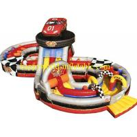 Wholesale inflatable indoor playground , kids obstacle course equipment , inflatable amusement park from china suppliers
