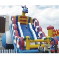 Wholesale Inflatable Bouncy Slide Inflatable Slides (FL---33A) from china suppliers