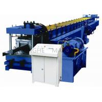 Wholesale Automatic Cold Roll Forming Machine For Stadiums Wall Surface Support Purlin from china suppliers