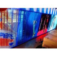 Wholesale Commercial P10 LED Mesh Display Curtain Screen For Stage Backdrop from china suppliers