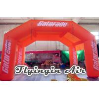 Quality Advertising Inflatable Frame Tent, Inflatable Stage Cover Structure, Inflatable Tunnel for sale
