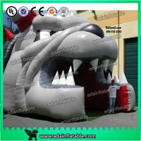 Wholesale Inflatable Bulldog Mascot Football Entrance Tunnel from china suppliers