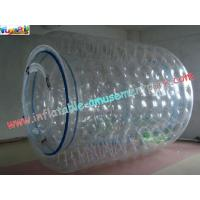 China 2.8M length Large 0.8MM PVC or 0.7MM TPU Water Roller Ball for lake, pool on sale