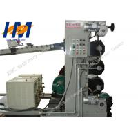 China Automatic Wood Plastic Sheet Extrusion Line 60-700 kg/h Varied Capacity on sale
