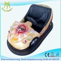 Wholesale Hansel electric battery operated bumper car for kids and adults from china suppliers