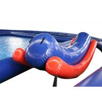 Wholesale inflatable water rides water island float for kids and adults from china suppliers