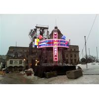 China Large 1R1G1B P8 Led Outdoor Display Board , Video Billboard For Advertising on sale
