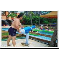 China Outside Water Spray Park Equipment , Swimming Pool Play Equipment 1500*400*980mm on sale