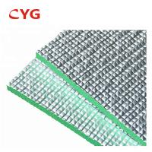 Buy cheap Construction Heat Insulation Customized Pe Laminated Polyolefin Foam Board from wholesalers