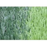No Heavy Metal Outdoor Artificial Grass UV Resistant 30 - 60 mm Height