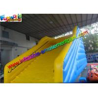 China Durable Inflatable Sports Games Zorb Ramp Slide For Human Hamster Ball Rolling on sale