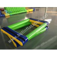 Quality Water obstacle inflatable,inflatable balance platform.aqua run inflatable for sale