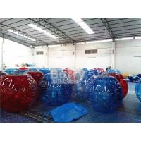 Wholesale 100% TPU Human 1.5m Body Inflatable Bumper Ball Durable For Kids / Adults from china suppliers