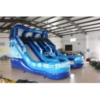 Wholesale Classic Double-Lane Water Slide For sale canada from china suppliers