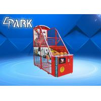 Wholesale Fun Exercise Arcade Basketball Game Machine For Shopping Mall Easy To Move from china suppliers