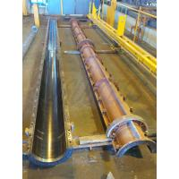 Wholesale 10m / 12m Prestressed Spun Concrete Poles Structures for Electronic from china suppliers
