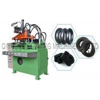 Pneumatic Inner Tube Joint Machine 2 - 8mm Flat Thickness Of Double Layers, Inner Tube Jointing