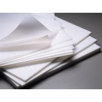 China Valve PTFE Teflon Sheet / PTFE Sheet High Density 2.1 - 2.3 g/cm³ on sale