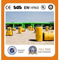 Wholesale Hot sale inflatable paintball bunker/inflatable bunker/bunker from china suppliers