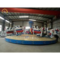 Wholesale Family Crazy Dance Ride 13m * 13m Space Size , Breakdance Amusement Ride from china suppliers