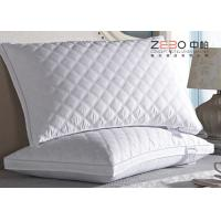 Wholesale Hotel Comfort  White Pillows 100% Cotton 1200G For SPA  With Hospital from china suppliers