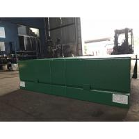 Wholesale Stationary Hydraulic Dock Ramp DCQ6-0.7 Loading Capacity 6 Tons from china suppliers