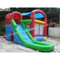 China Indoor Bouncer Outdoor Inflatable Water Slides For Kids Games 90x75x75CM on sale
