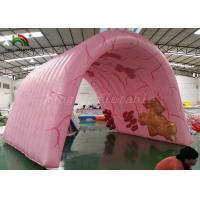 China Durable Inflatable Event Tent / Simulation Large Intestine Tent For Medical Display on sale