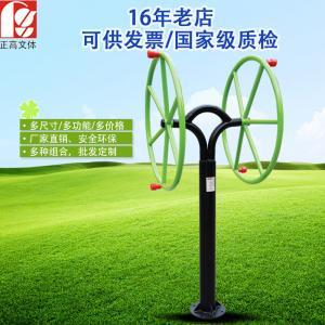 CE / ISO Adult Outdoor Exercise Equipment , Backyard Gymnastics Equipment