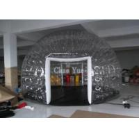 Wholesale Transparent Dome PVC Lounge Tent from china suppliers