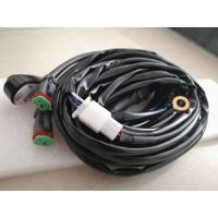 China LED Light Bar Light Bar Wiring Harness Fuse With 40A 5 Pin On / Off Rocker Switch on sale