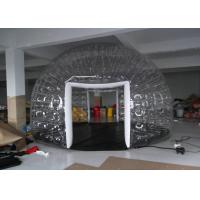 Wholesale Backyard Camping Inflatable Bubble Tent , Clear Inflatable Lawn Tent for Adults and Kids from china suppliers