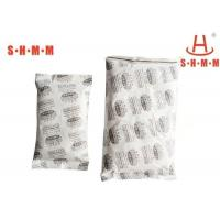 China Industrial Activated Clay Desiccant , Food Grade Desiccant With Customized Printed on sale