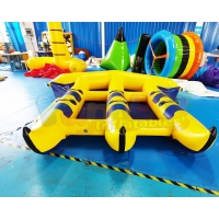 Buy cheap Water Toy Games Surfing Banana Boat Surf Flyfish Inflatable Fly Fish from wholesalers